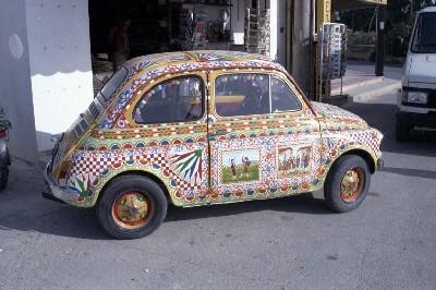 L`automobbili (L`automobile)