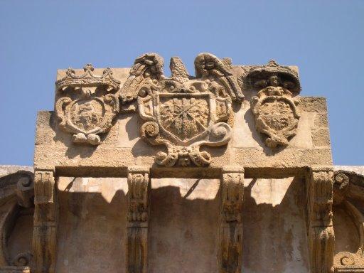 Sciacca - Particolare della Porta S. Salvatore -  - Dall'archivio di Sicilia nel Mondo
