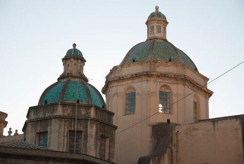 Mazara del Vallo - Le cupole della cattedrale -  - Dall'archivio di Sicilia nel Mondo