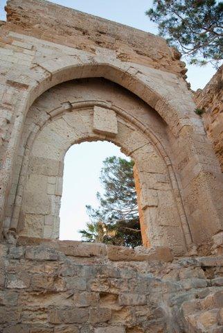 Mazara del Vallo - Particolare dell'arco normanno -  - Dall'archivio di Sicilia nel Mondo
