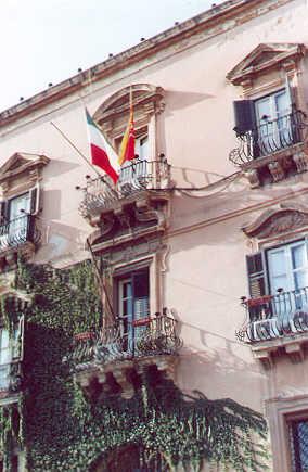 Agrigento - Town hall - Sicilia nel Mondo archives