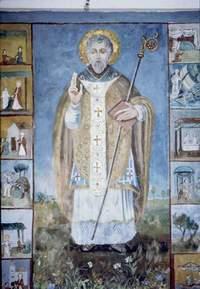 Borgetto - Chiesa di San Nicola -  - Foto dott. Francesco Davì