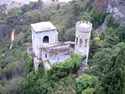 Erice - The castle - Sicilia nel Mondo archives