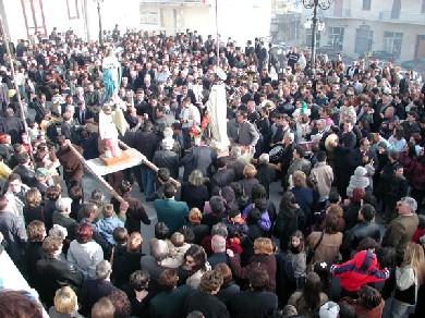 Santa Margherita Belice - La Pasqua -  - Da www.gattopardobelice.it per gentile concessione