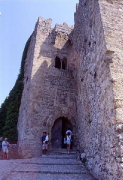 Erice - Il castello -  - Foto Accursio Castrogiovanni