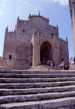 Erice - Cathedral - Photo by Accursio Castrogiovanni