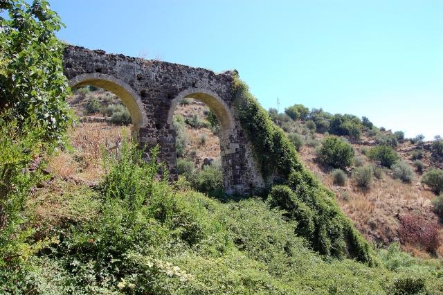 Francofonte - Archi di un antico mulino ad acqua -  - Foto Filippo Musumeci