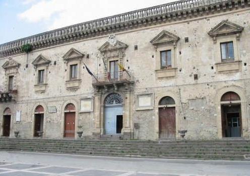 Francofonte - Palazzo Comunale -  - Foto Filippo Musumeci