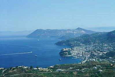 Lipari - Panorama -  - Foto Salvatore Campo