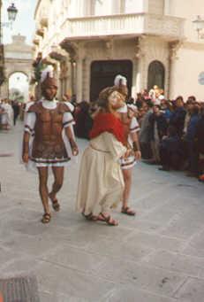 Marsala - Processione del Giovedì Santo -  - Foto Giovanna Favara