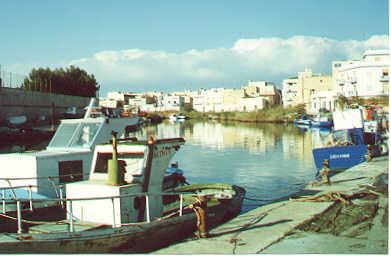 Mazara del Vallo - Fiume Mazaro -  - Dall'archivio di Sicilia nel Mondo