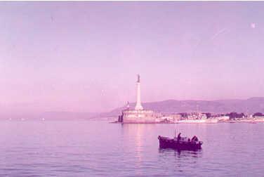 Messina - La Madonna del porto -  - Dall'archivio di Sicilia nel Mondo