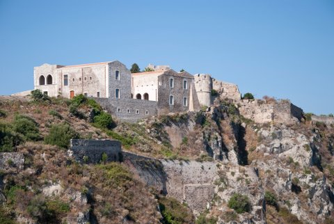 Milazzo - Il castello -  - Dall'archivio di Sicilia nel Mondo