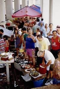 Trapani - Il mercato ittico -  - Foto dott. Francesco Davì